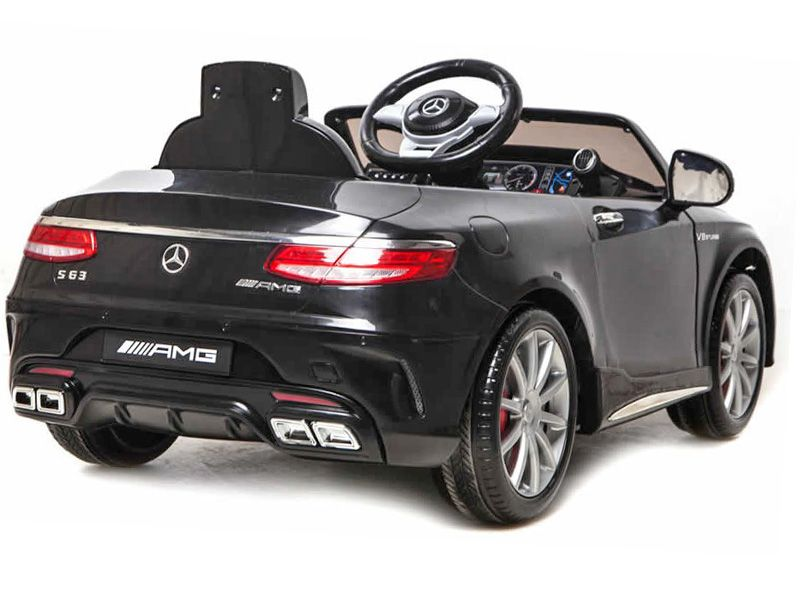 Toyandmodelstore 12v kids electric cars mercedes s class for Ride on mercedes benz toy car
