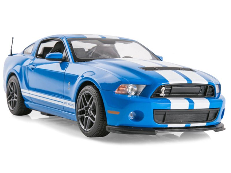 Ford Mustang Gt500r Radio Controlled Car Remote Control Rc