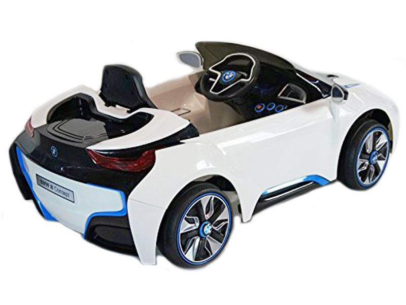 toyandmodelstore ride on cars for kids uk 12v ride on bmw i8 car electric battery car with. Black Bedroom Furniture Sets. Home Design Ideas