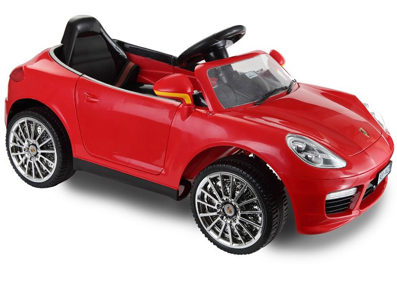 toyandmodelstore ride on cars for kids uk 12v motorised ride in toy porsche style electric battery car with radio control
