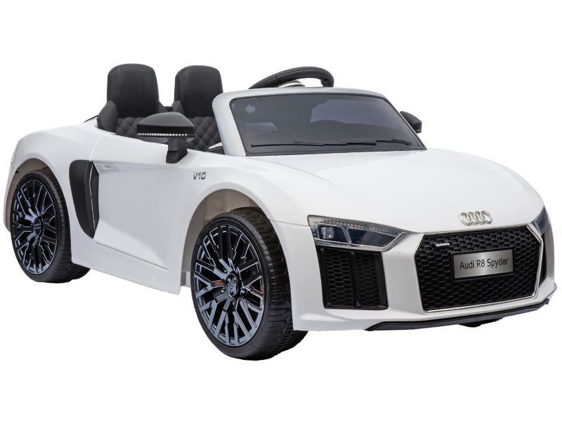 6deed2dc93c72 Audi R8 Spyder Car White
