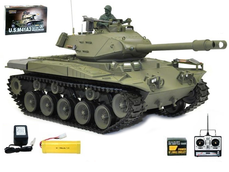 Toyandmodelstore Radio Controlled Tanks Airsoft Bb Gun