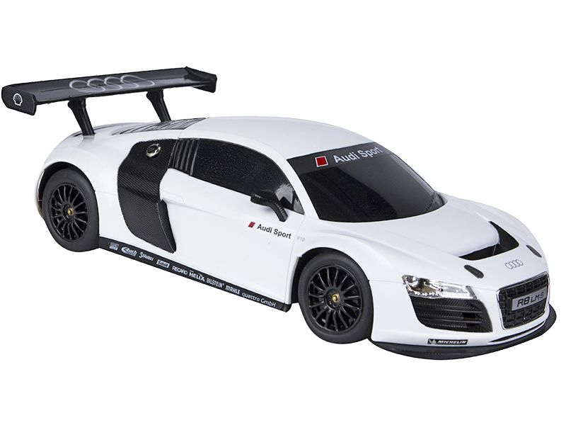 radio controlled car audi r8 lms remote control rc model. Black Bedroom Furniture Sets. Home Design Ideas