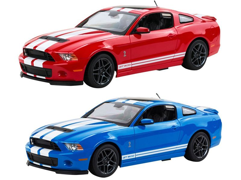Radio Control Car Ford Mustang Shelby Gt Scale Official Rc Model P