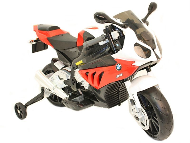 Toyandmodelstore 12v Electric Motorbike Ride On