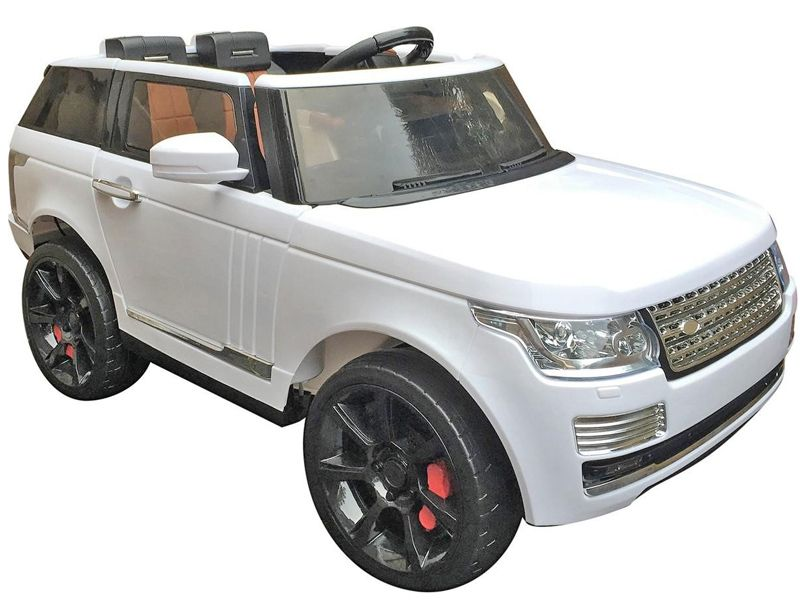 Toyandmodelstore 12v Electric Motorised Ride In Range Rover Car